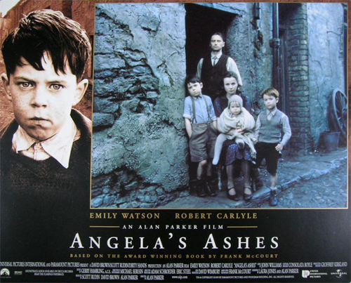angelas ashes Find all available study guides and summaries for angela's ashes by frank mccourt if there is a sparknotes, shmoop, or cliff notes guide, we will have it listed here.
