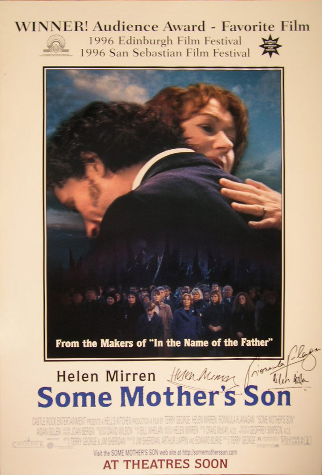 a film analysis of some mothers son The most toxic environment for a boy growing up is a single mother household i can tell readers from personal experience that boys don't get all their needs met in a single parent household.